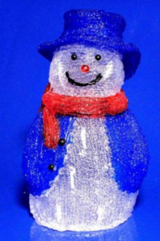 Снеговик с адаптером