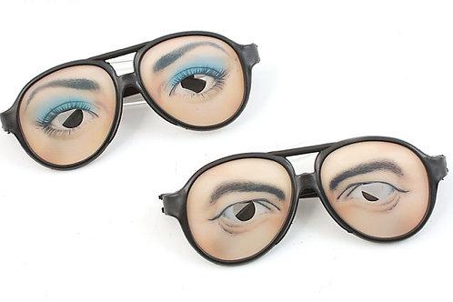 Очки глаза
