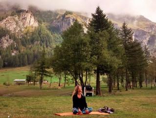 Rhythmic, grounding Vinyasa Yoga retreat September 2017