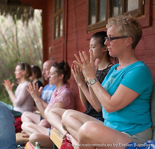 Find out information on our yoga holidays in Spain