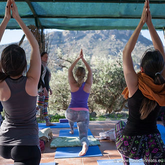 Yoga holidays in Spain 2017