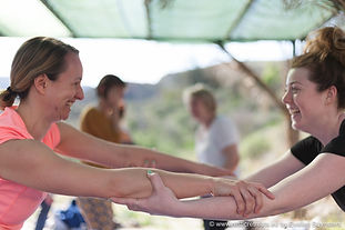 Yoga retreat reviews -rest in our meditation cabin