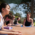 Rebecca Black yoga teacher