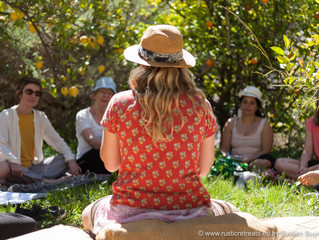 Power and Kundalini yoga retreat