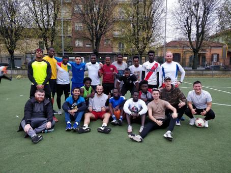 Run 4 Inclusion - Tortona, Dec 2019