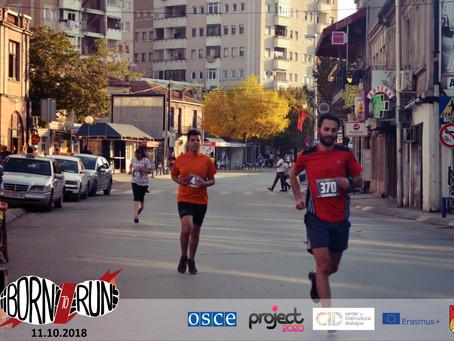 Born 2 Run: Upgraded - Macedonia, October 2018