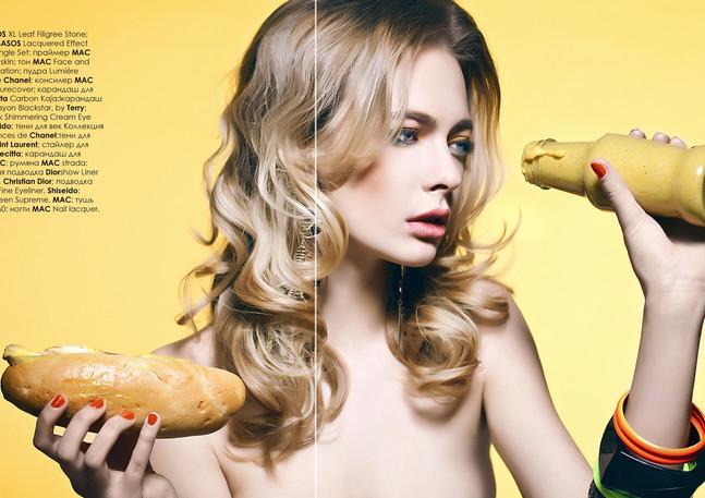 beauty story/ журнал Сахар