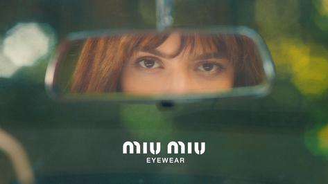 MIU MIU EYEWEAR - HEAD IN THE CLOUDS