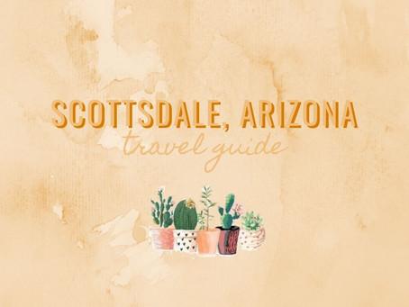 Scottsdale, Arizona: travel guide