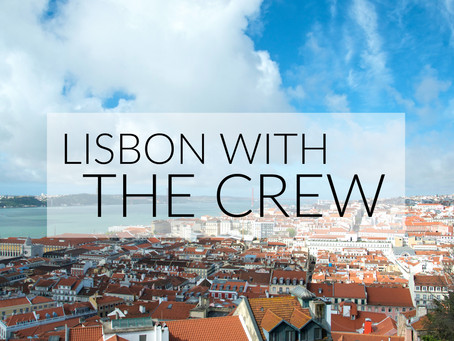 Lisbon With The Crew