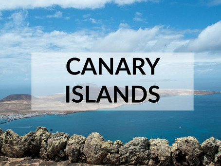 Special Trip to the Canary Islands