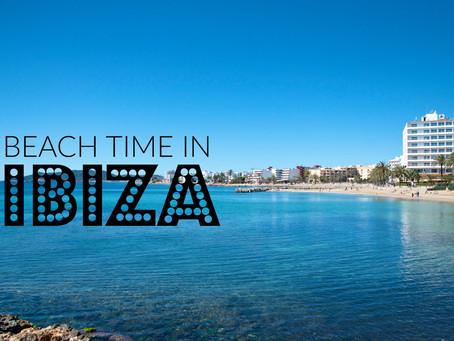 Beach Time in Ibiza