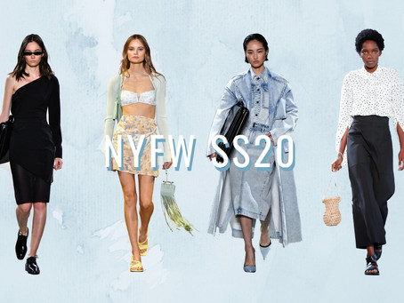 Best of NYFW Spring Summer '20