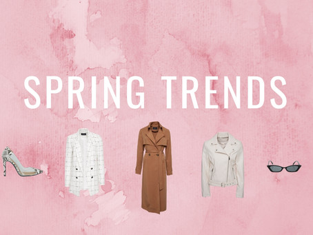 Spring Trends You'll Love