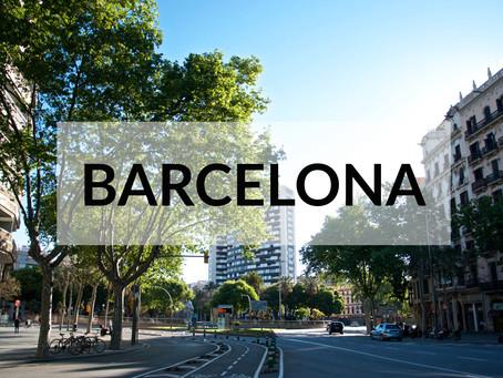 Sola en Barcelona