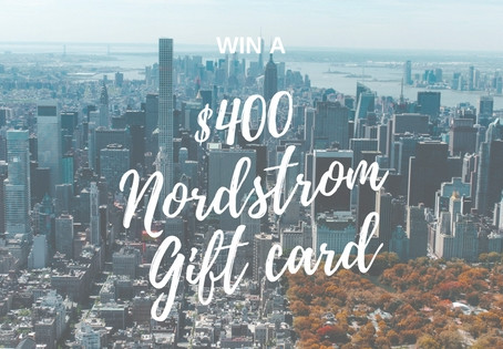 Black Friday Wish List  + $400 NORDSTROM GIFT CARD GIVEAWAY