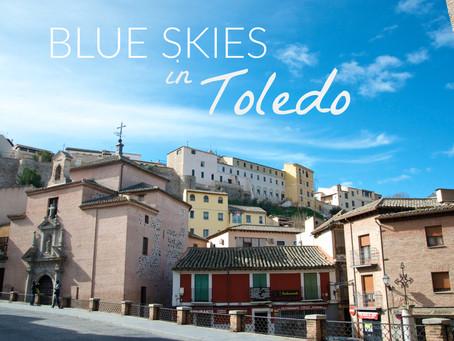 Weekend Getaway: Blue Skies in Toledo