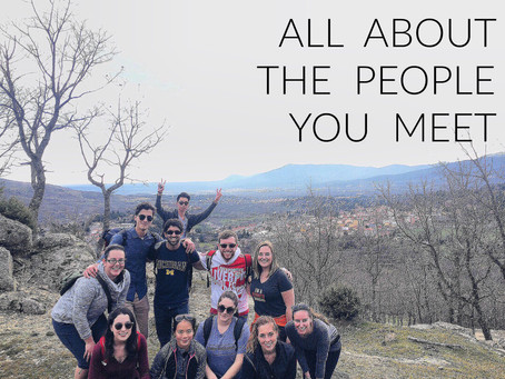 All About The People You Meet