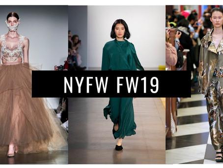 NYFW F/W19