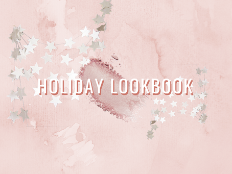 Holiday Lookbook: shop my fave pieces