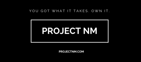"PROJECT NM's ""SELF-MADE"" Campaign"