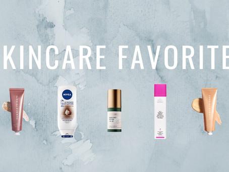 Fave Skincare Brands