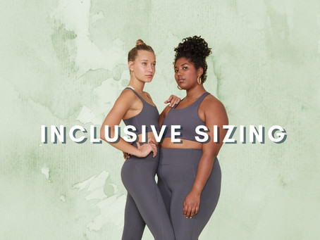 Inclusive Sizing: 5 Brands that measure up