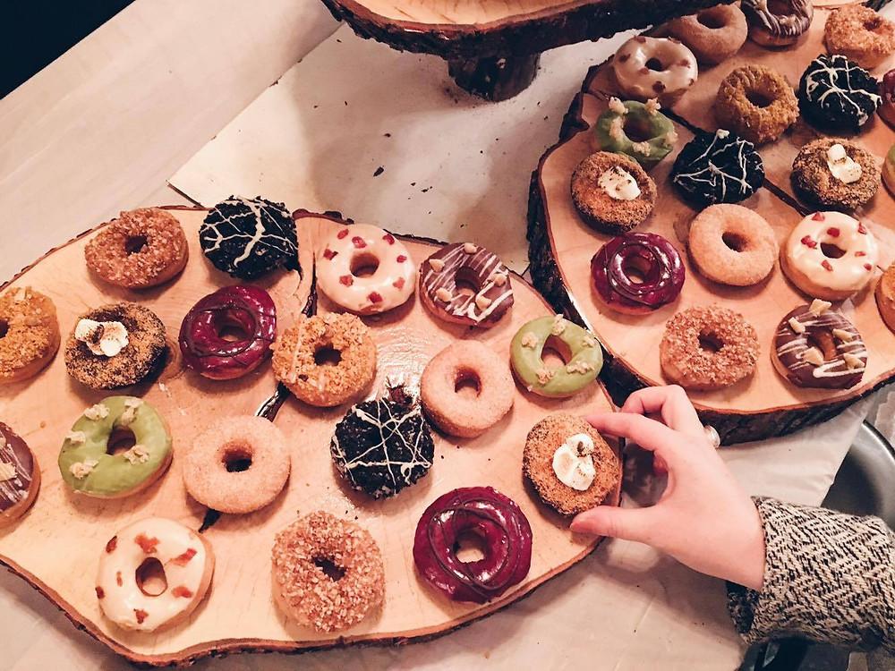 Donuts from Trou de Beigne