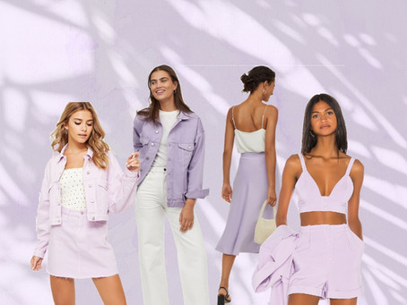Trend alert: Lilac