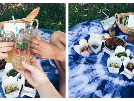 How To Picnic In Montreal