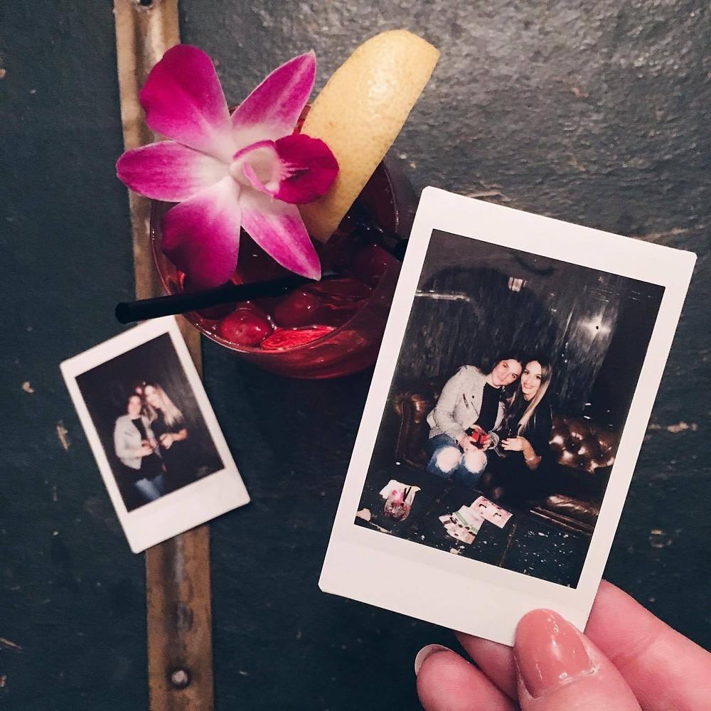 Polaroids are forever
