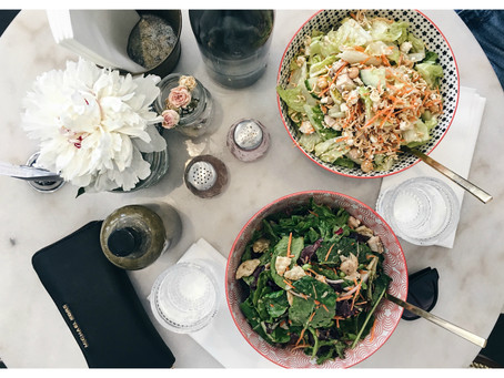 Who Knew Salads Could Be This Good