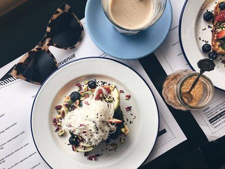 Brunch @ Café Melbourne