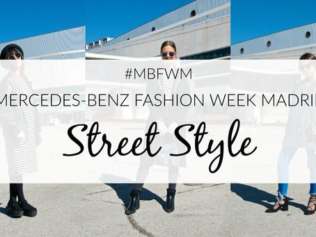 STREET STYLE: Mercedes-Benz Fashion Week Madrid