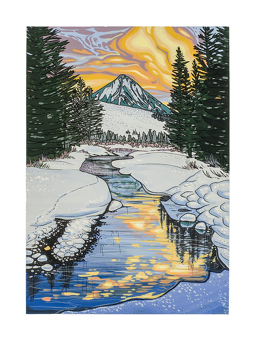 CRESTED BUTTE PRINTS