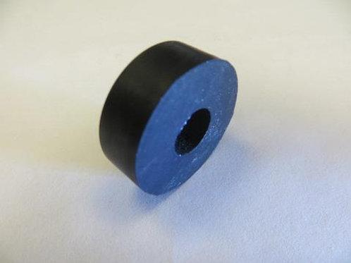 black circular moulding