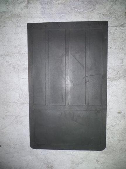 large black mud flap