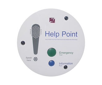Rubber Help Point Cover
