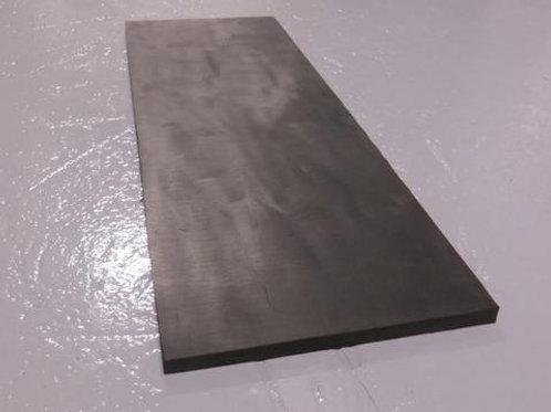 rubber packer on concrete floor