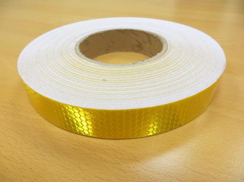 gold reflective tape