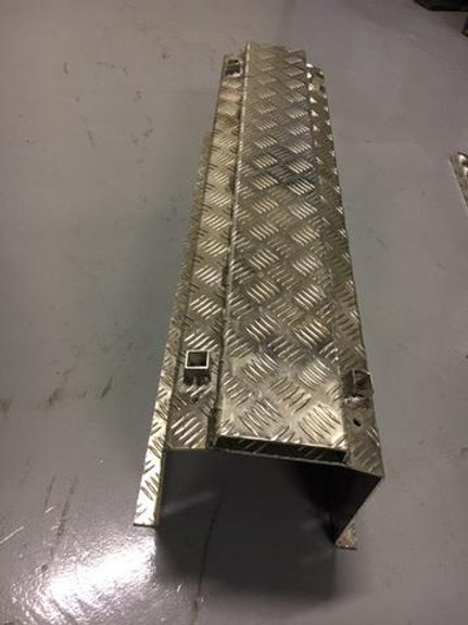 steel hose and cable ramp accessory