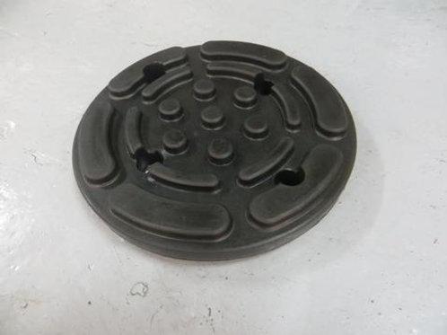 black rubber moulding