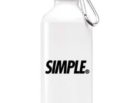 Step Your Accessory Game Up - Simple To Society Aluminum Water Bottles