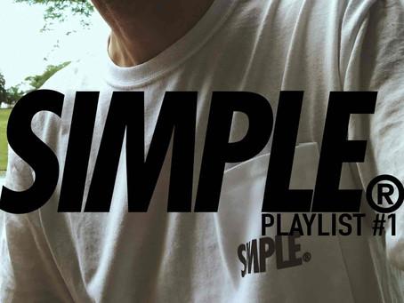 SIMPLE Playlist #1