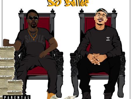 Delray Black featuring OneTakeDrew 'Do Better'