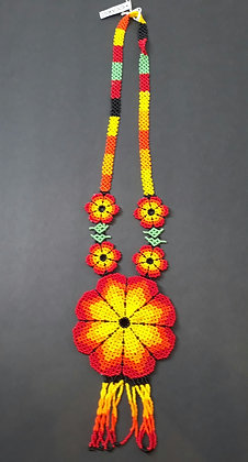 Necklace - Large Peyote Button