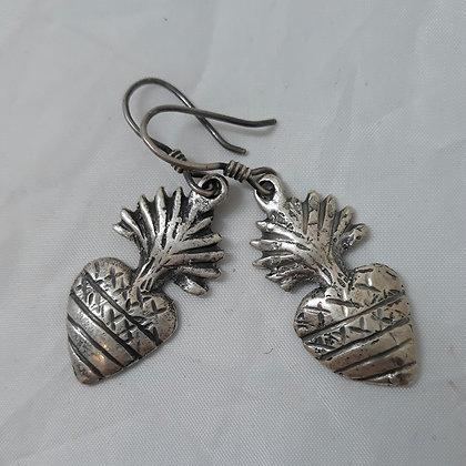 Sacred Heart Silver