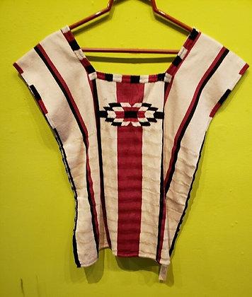 La Red Blouse Loom Striped (LBS)