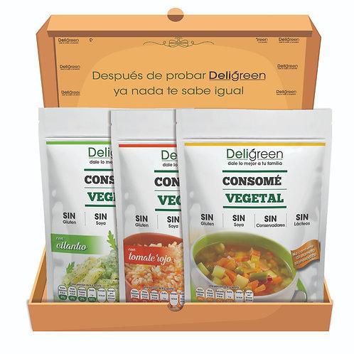 Kit Delifan prueba los 3 sabores + ENVÍO GRATIS