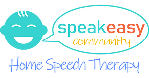 SpeakEasy Home Speech Therapy Logo